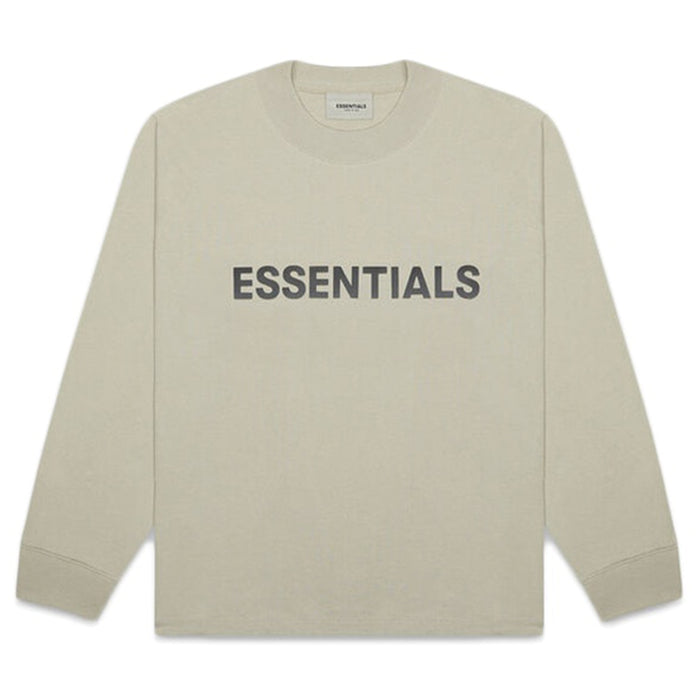 FOG ESSENTIALS APPLIQUE L/S TEE MOSS