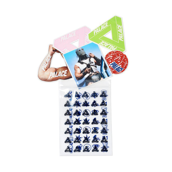 Palace Sticker Pack Holiday