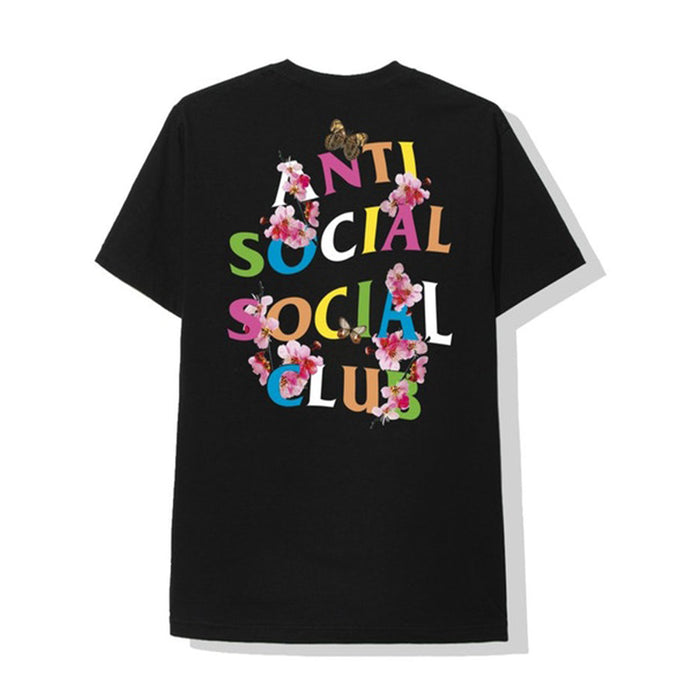 Anti Social Social Club Frantic Tee Black