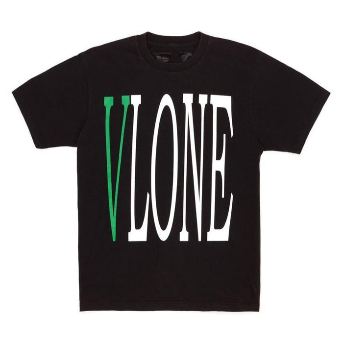 Vlone Staple Tee Black/Green