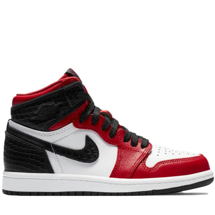 Jordan 1 Retro High Satin Snake Chicago (PS)