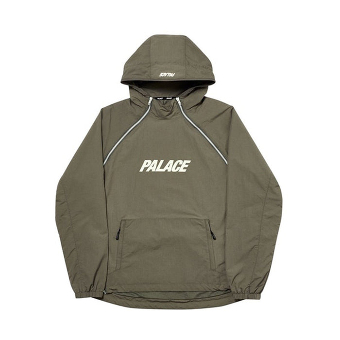 Palace G-Low Shell Top Olive