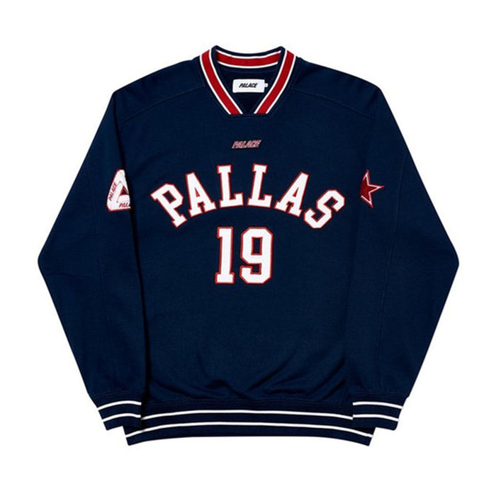 Palace Pallas Crew Navy