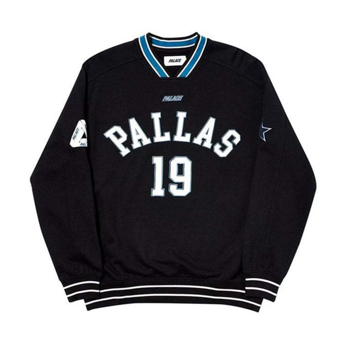 Palace Pallas Crew Black