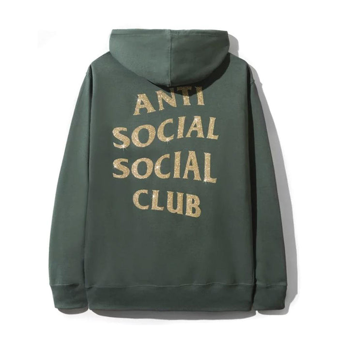 Anti Social Social Club Blinded Hoodie Green
