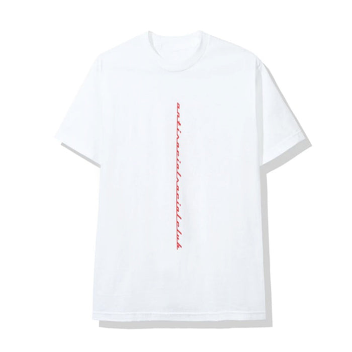 Anti Social Social Club Modena Tee White