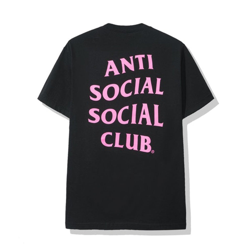 Anti Social Social Club Buckets Tee Black