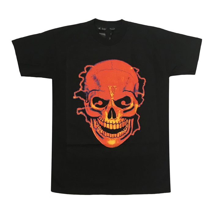 Vlone Stone Cold Tee Black/Orange