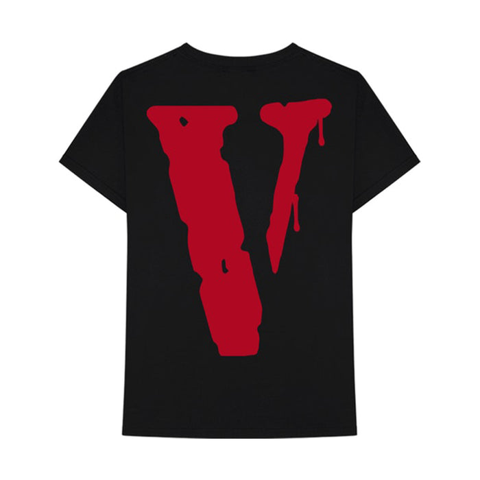 City Morgue x Vlone Drip Tee Black