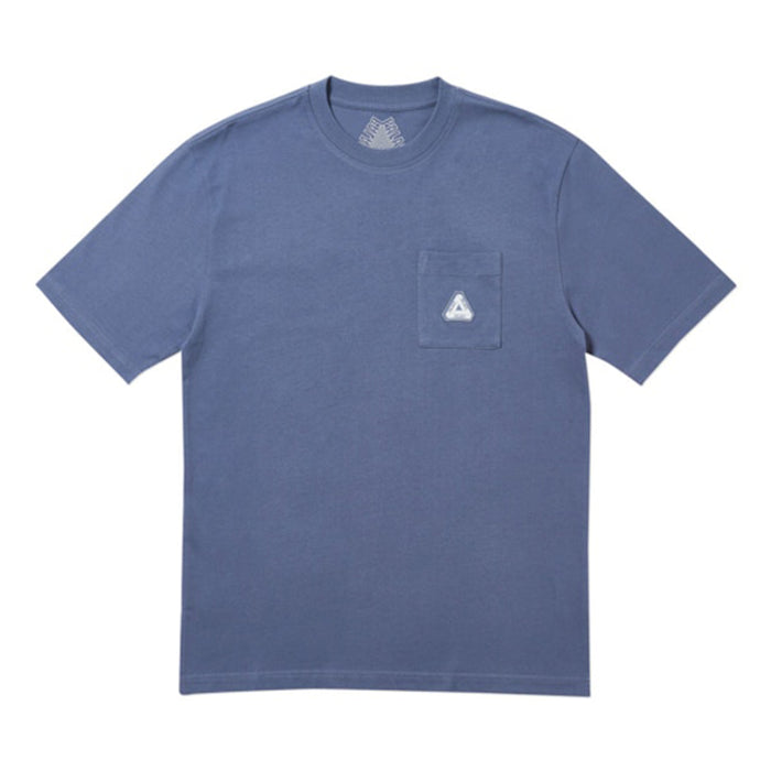 Palace Sofar Pocket T-Shirt (FW19) Dark Grey