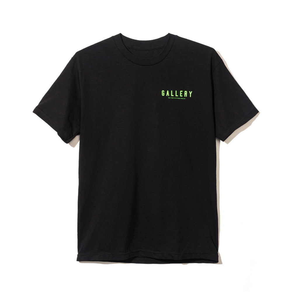 Anti Social Social Club X RSVP Gallery Tee Black