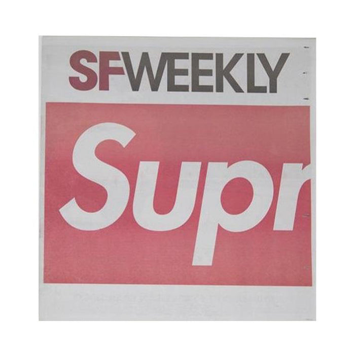 Supreme SF Weekly Newspaper