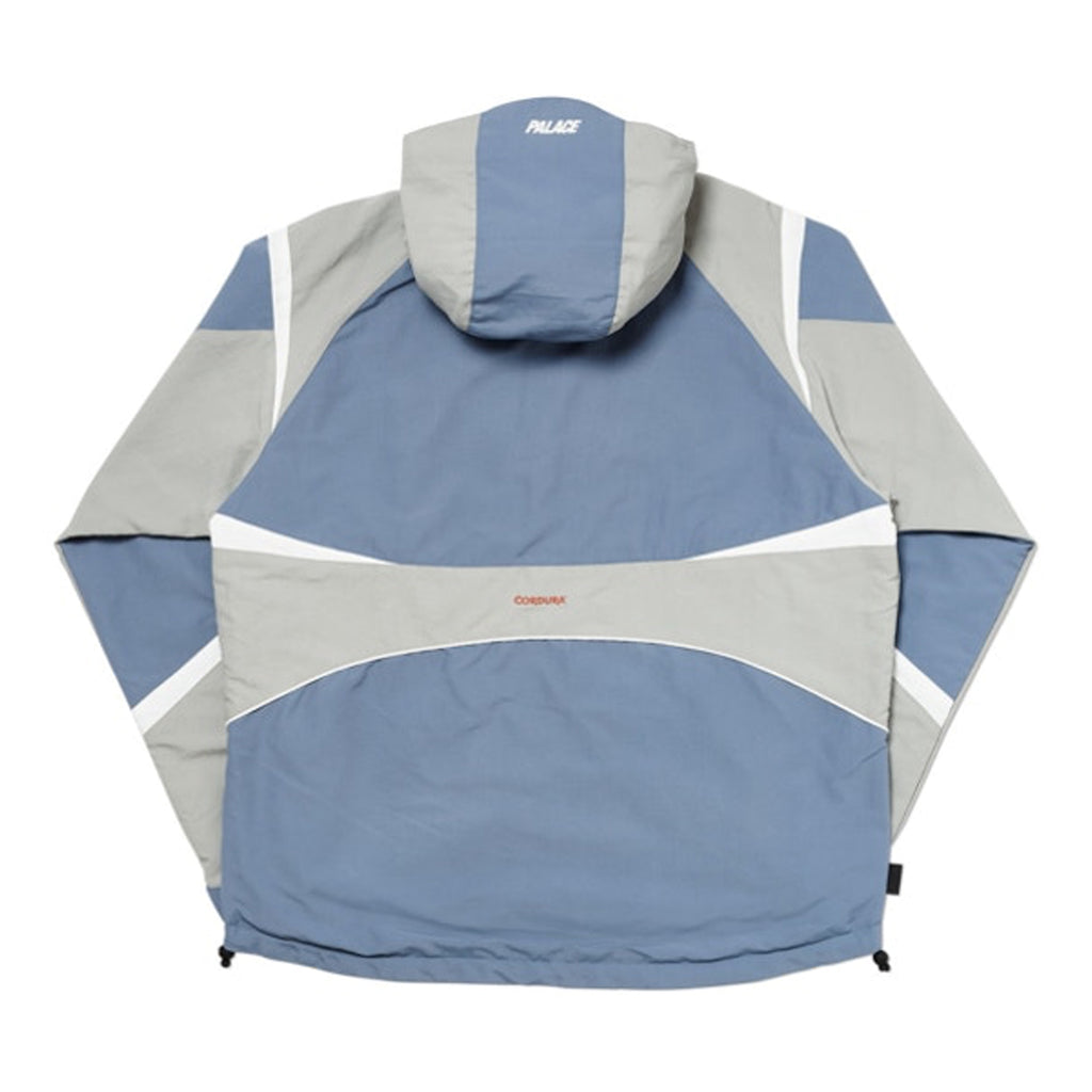 Palace P-Dura Shell Top Grey/Slate/White