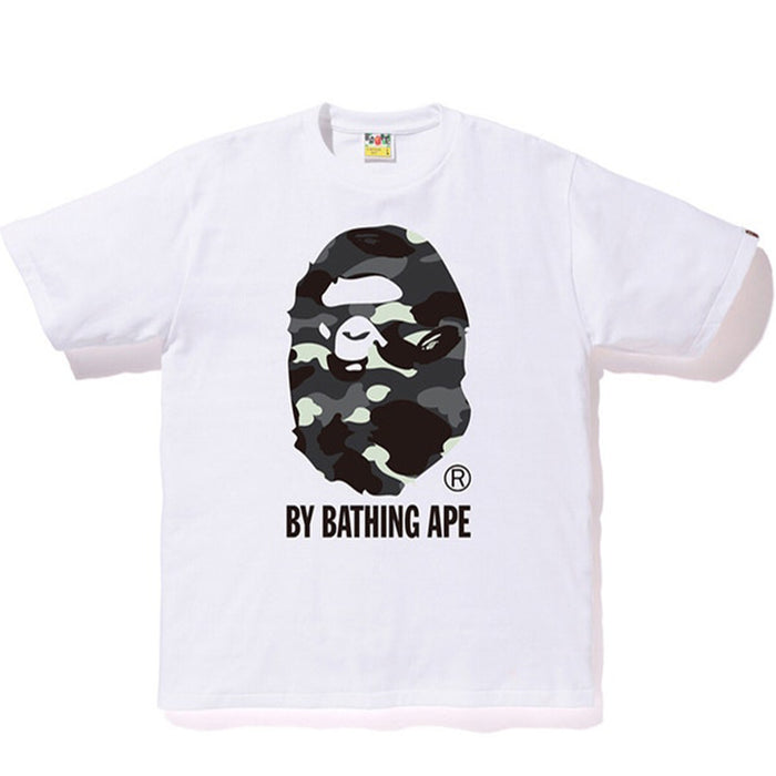 BAPE City Camo By Bathing Tee White