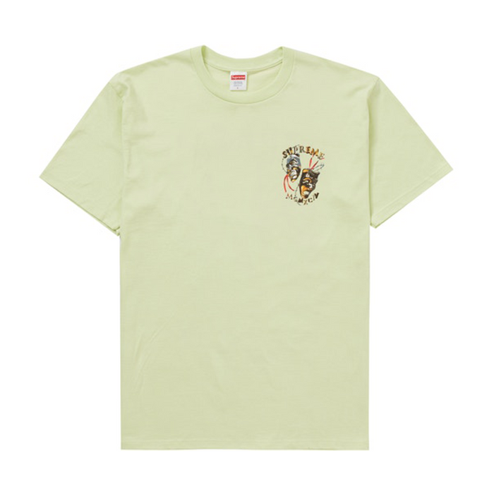 Supreme Laugh Now Tee Pale Mint
