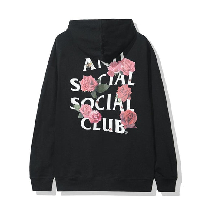 Anti Social Social Club Smells Bad Hoodie Black