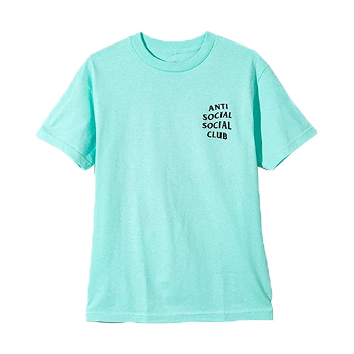 Anti Social Social Club Logo Tee 2 Teal