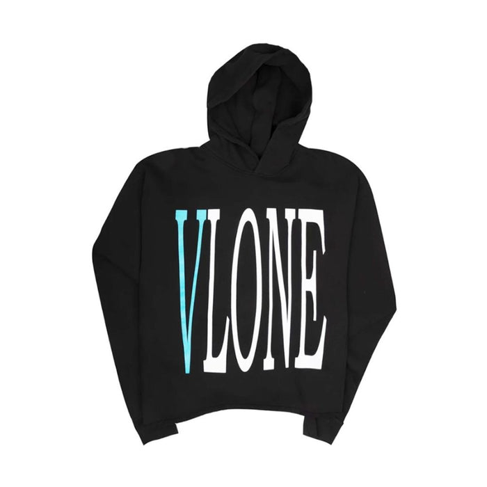 Vlone x Barneys Japan Exclusive Hoodie Black/Teal