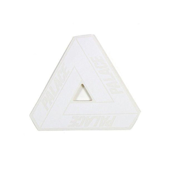Palace Sticker White