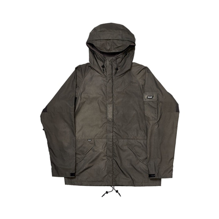 Palace Deflector Jacket Black Reflective