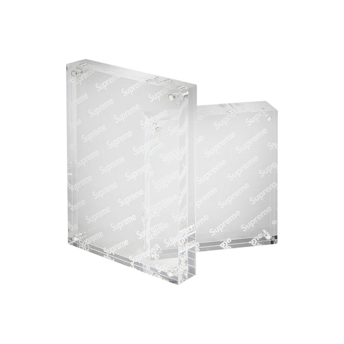 Supreme Acrylic Photo Frame (Set of 2) Clear