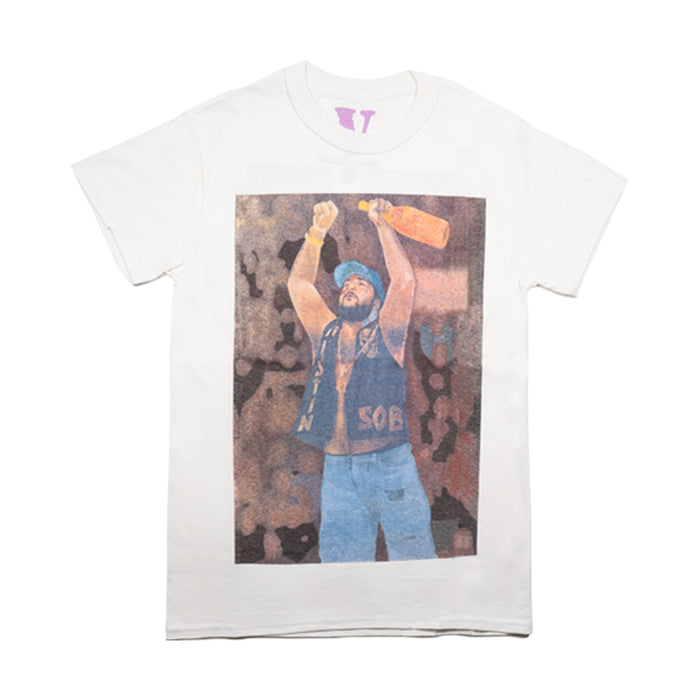 Vlone x Yams Day Tee White