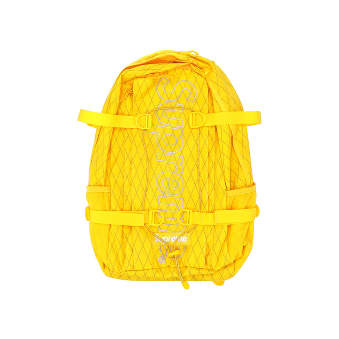 Supreme Backpack (FW18) Yellow