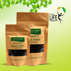 Black pepper 100gm