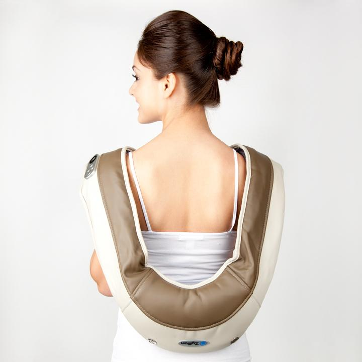 ZMA08 Neck and Shoulder Massager with Heat