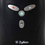 Zyllion Cordless and Rechargeable Hand Massager with Air Compression, Vibration & Heat (ZMA-29)