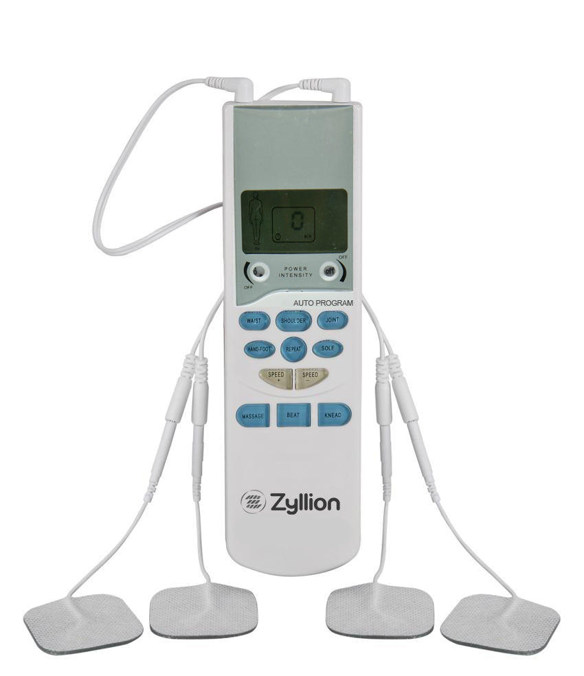 ZMA15 Electronic Pulse Massager TENS Unit Muscle Pain Stimulator