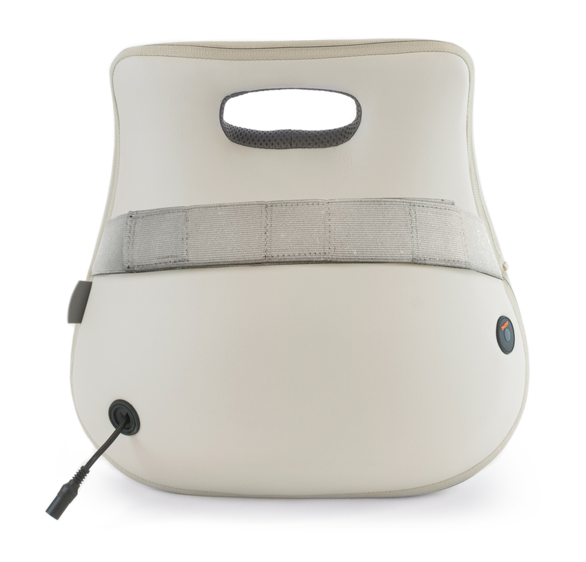 ZMA24BG Shiatsu Lumbar Support Cushion Massager with Heat