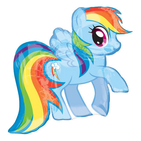 Balão My Little Pony Rainbow Dash