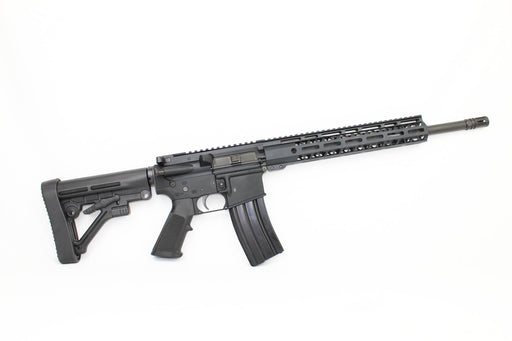 "ZAVIAR OPERATOR SERIES COMPLETE RIFLE 16"" MID-LENGTH .223 WYLDE 1/9 PARKERIZED LIGHTWEIGHT AR15"