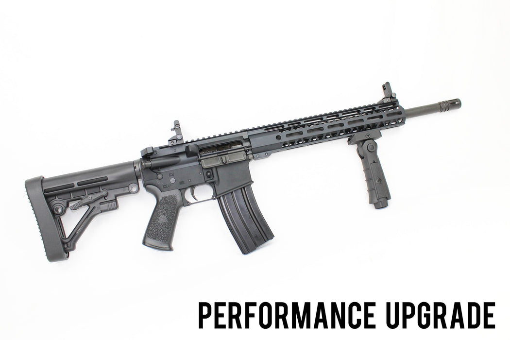 "ZAVIAR OPERATOR SERIES COMPLETE RIFLE 16"" MID-LENGTH 5.56 NATO 1/9 PARKERIZED LIGHTWEIGHT AR15"