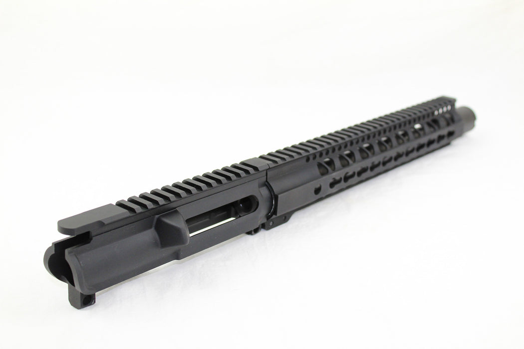 "SA9 'Stinger PDW' 9mm Assembled Upper Receiver | 10.5"" Barrel 