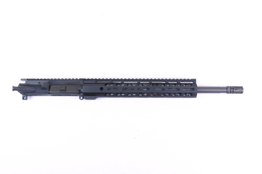 "16"" AR15 5.56 Upper Receiver with 12"" Free Float MLOK Handguard 1:7 Twist"