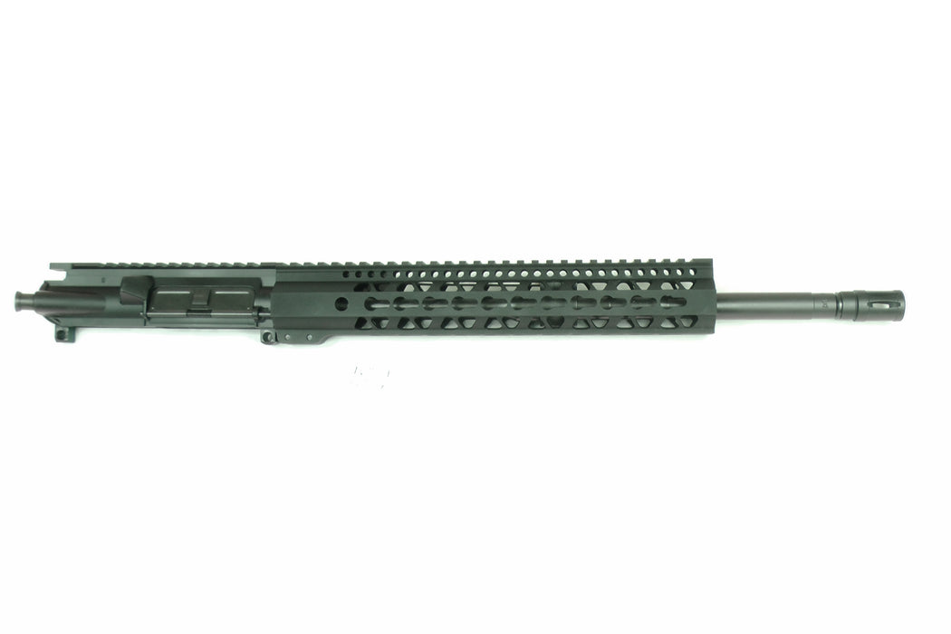 "16"" AR15 Government Profile .223 Wylde Upper Receiver with 12"" Free Float KeyMod GEN2 Handguard 1:9 Twist"