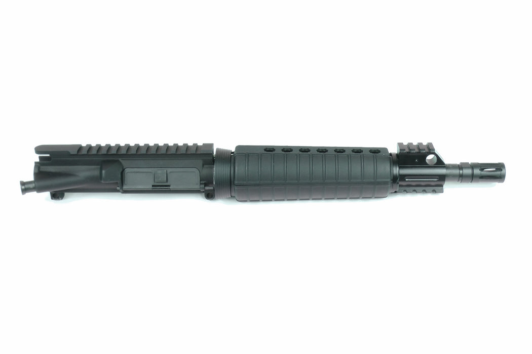 "10"" AR15 Pistol 5.56 Upper Receiver with M4 Handguard"