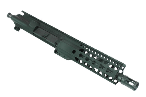 "7.5"" AR15 Pistol 300AAC Blackout Upper Receiver with 7"" KeyMod GEN2 Free Float Rail"