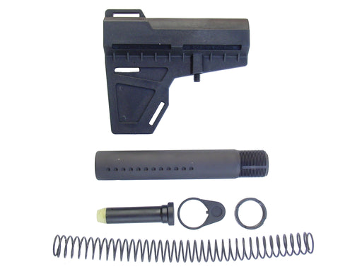 KAK Industries Shockwave Blade, Black + KAK Shockwave Tube Kit
