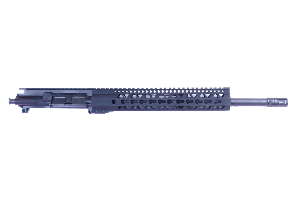 "16"" AR15 300AAC Blackout Upper Receiver with 12"" KeyMod GEN2 Free Float Rail"