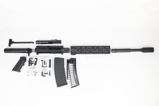 "AR9 - ZAVIAR 'STINGER SERIES' 7.5"" 9MM ENDO-KIT 10"" LIGHTWEIGHT HANDGUARD"