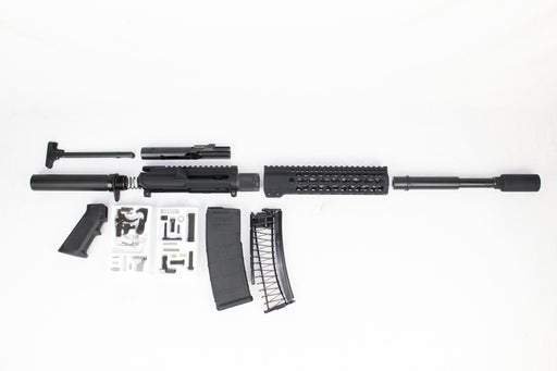 "AR9 - ZAVIAR 'STINGER SERIES' 7.5"" 9MM ENDO-KIT 9"" LIGHTWEIGHT HANDGUARD"