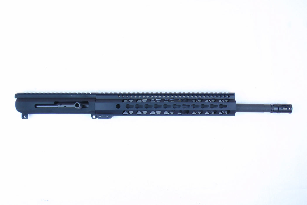 "16"" Bear Creek Arsenal AR15 Right Handed Side Charging Upper Receiver/BCG Combo 5.56/.223 Carbine with 12"" KeyMod GEN2 Free Float Rail"