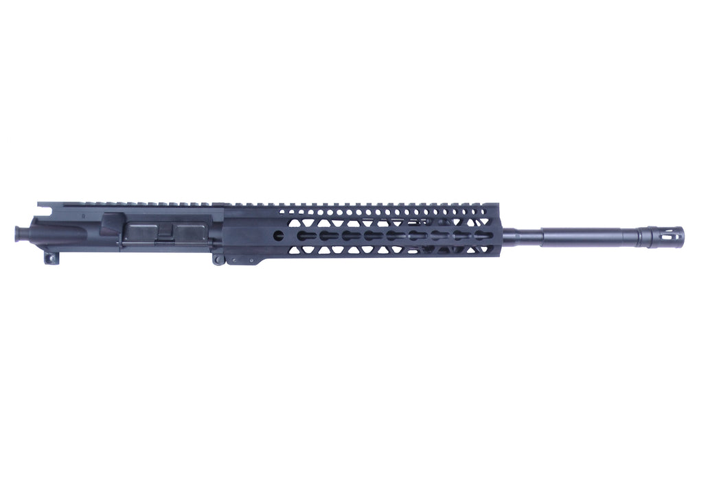 "16"" AR15 5.56 Upper Receiver with 10"" Free Float KeyMod Gen2 Handguard 1:7 Twist"