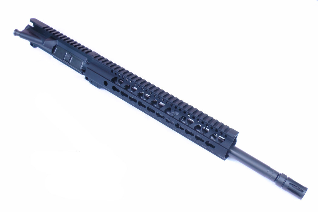 "16"" AR15 5.56 Upper Receiver with 12"" Free Float KeyMod Gen2 Handguard 1:8 Twist"