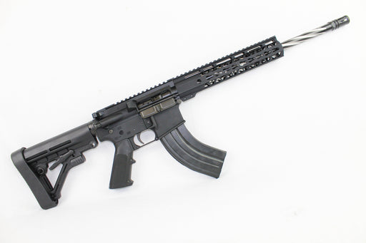 "ZAVIAR 'SPECIALTY SERIES' COMPLETE RIFLE 16"" CARBINE 7.62x39 1/10 BEAR CLAW AR15"