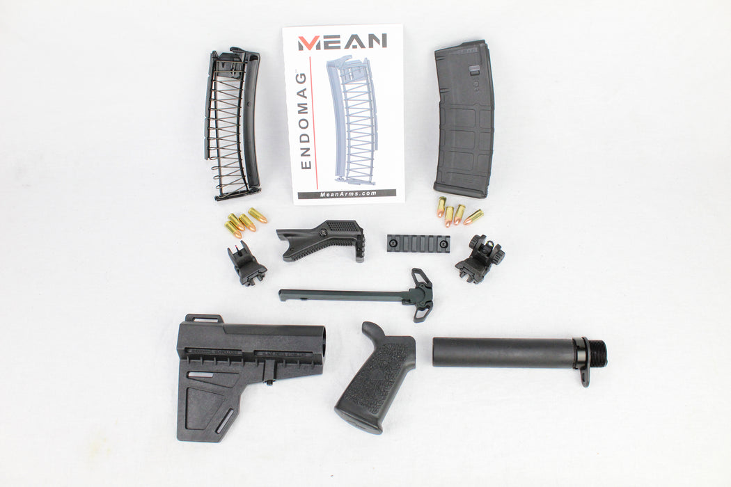 AR9 9mm KAK/ENDOMAG PERFORMANCE ENHANCEMENT KIT