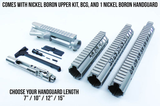 Nickel Boron Durability Enhanced AR15 Upper Receiver Kit KeyMod